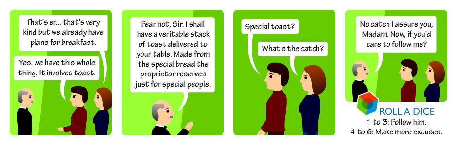 65. Special Toast