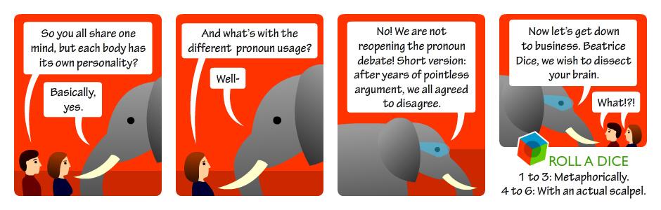 117. The Pronoun Debate